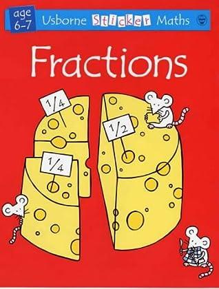 Starting Fractions (Usborne Sticker Maths S.: Stage 2)