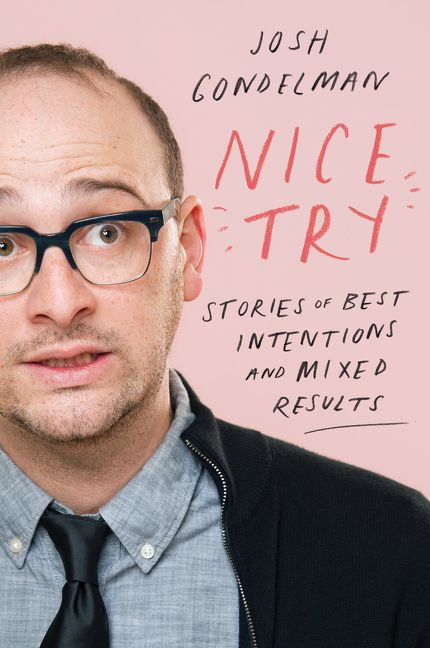 Nice Try by Josh Gondelman
