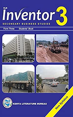 Inventor Secondary Business Studies Form 3 Students' Book