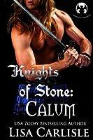 Knights of Stone: Calum: A gargoyle and pegasus shifter romance (Highland Gargoyles) (Volume 5)