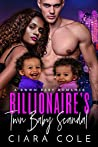 Billionaire's Twin Baby Scandal: A BWWM Baby Romance