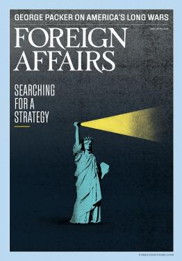 Foreign Affairs – May - June 2015