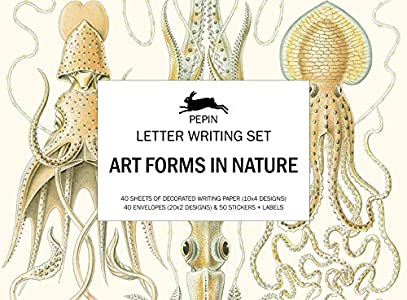 Art Forms in Nature Letter Writing Set
