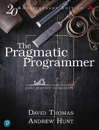 Book cover David Thomas, Andrew Hunt - The Pragmatic Programmer