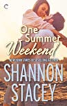 One Summer Weekend (Cedar Street, #1)