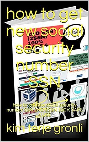 how to get new social security number SSN: how to get new social security number SSN 2ND 2SSN 100% SAFE 4 USE