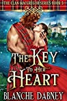The Key to Her Heart: A Scottish Time Travel Romance (Clan MacGregor Book 3)