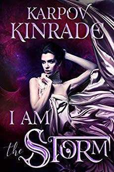 I Am the Storm (The Night Firm #2)