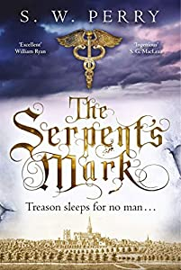 The Serpent's Mark (Nicholas Shelby, #2)