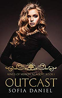 Outcast (Kings of Mercia Academy #1)