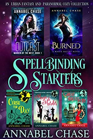 Spellbinding Starters: An Urban Fantasy and Paranormal Cozy Collection