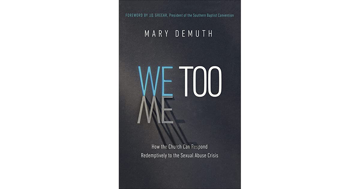 Image result for mary demuth we too book