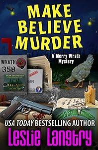 Make Believe Murder (Merry Wrath #12)