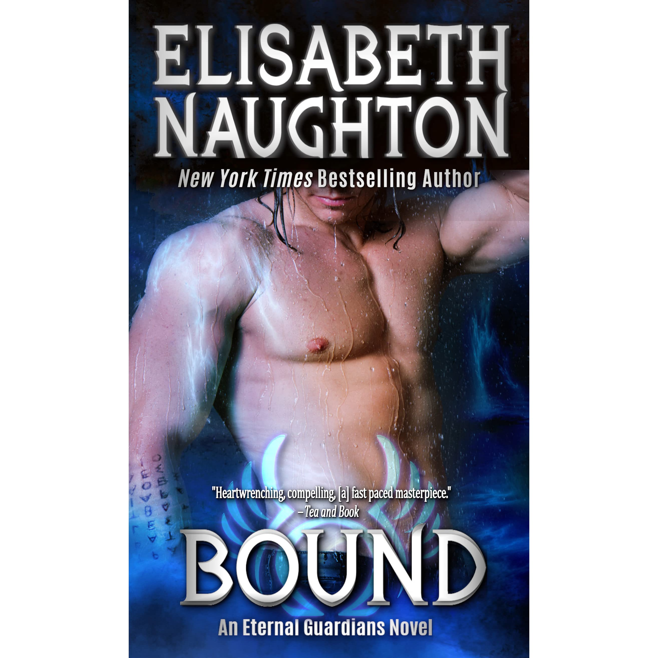 Bound (Eternal Guardians, #6) by Elisabeth Naughton