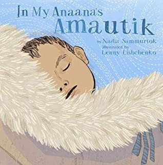 In My Anaana's Amautik cover art with link to Goodreads description