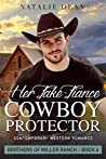 Her Fake-Fiance Cowboy Protector (Brothers of Miller Ranch, #4)