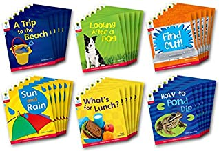 Stage 4: Floppy's Phonics Non-Fiction: Class Pack of 36