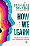 How We Learn: Why Brains Learn Better Than Any Machine . . . for Now
