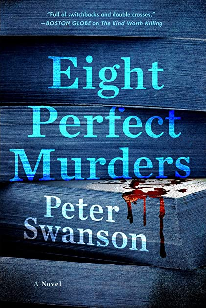 Image result for eight perfect murders