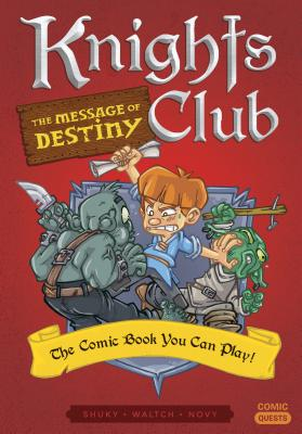 The Message of Destiny: The Comic Book You Can Play