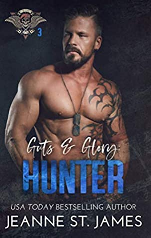 Guts & Glory: Hunter (In the Shadows Security, #3)