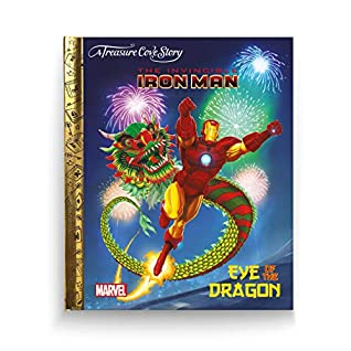 Treasure Cove Stories - The Invincible Iron Man - Eye of the Dragon