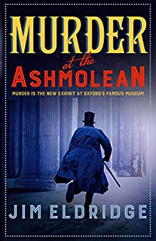 Murder at the Ashmolean (Museum Mysteries, #3)