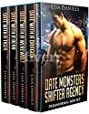 Date Monsters Shifter Agency Paranormal Box Set