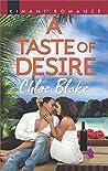 A Taste Of Desire (Deliciously Dechamps Book 1)