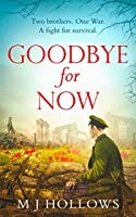 Goodbye for Now: A breathtaking historical debut