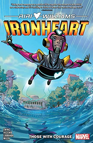 Ironheart, Vol. 1