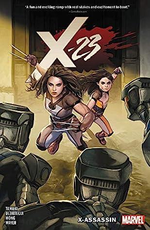 X-23, Vol. 2: X-Assassin
