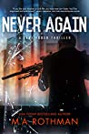 Never Again (A Levi Yoder Thriller, Book 3)
