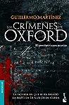 Los crímenes de Oxford by Guillermo Martínez