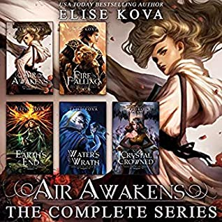 Read Air Awakens Air Awakens 1 By Elise Kova