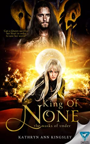 King of None (The Masks of Under #5)