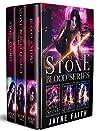 Stone Blood Series Box Set Collection: Stone Blood Series Books 1 - 3 (Stone Blood Series Collections)