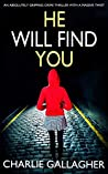 He Will Find You (Maddie Ives, #3)