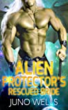 Alien Protector's Rescued Bride (Draconian Warriors, #5)