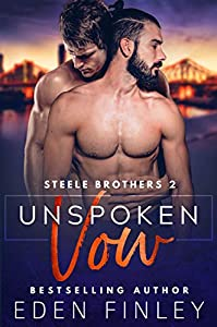 Unspoken Vow (Steele Brothers, #2)