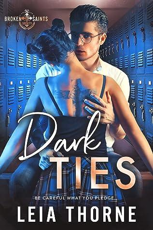 Dark Ties (Broken Saints Society #1)