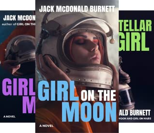 Girl on the Moon (3 Book Series)