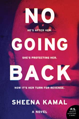 No Going Back (Nora Watts, #3)