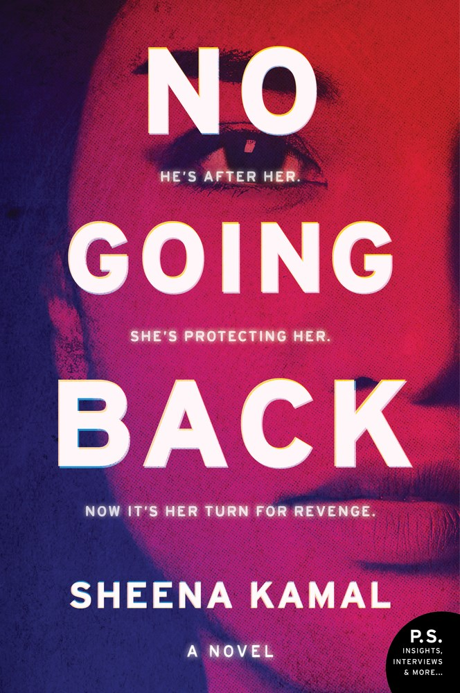 No Going Back - Sheena Kamal