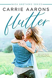 Flutter (The Nash Brothers, #3)
