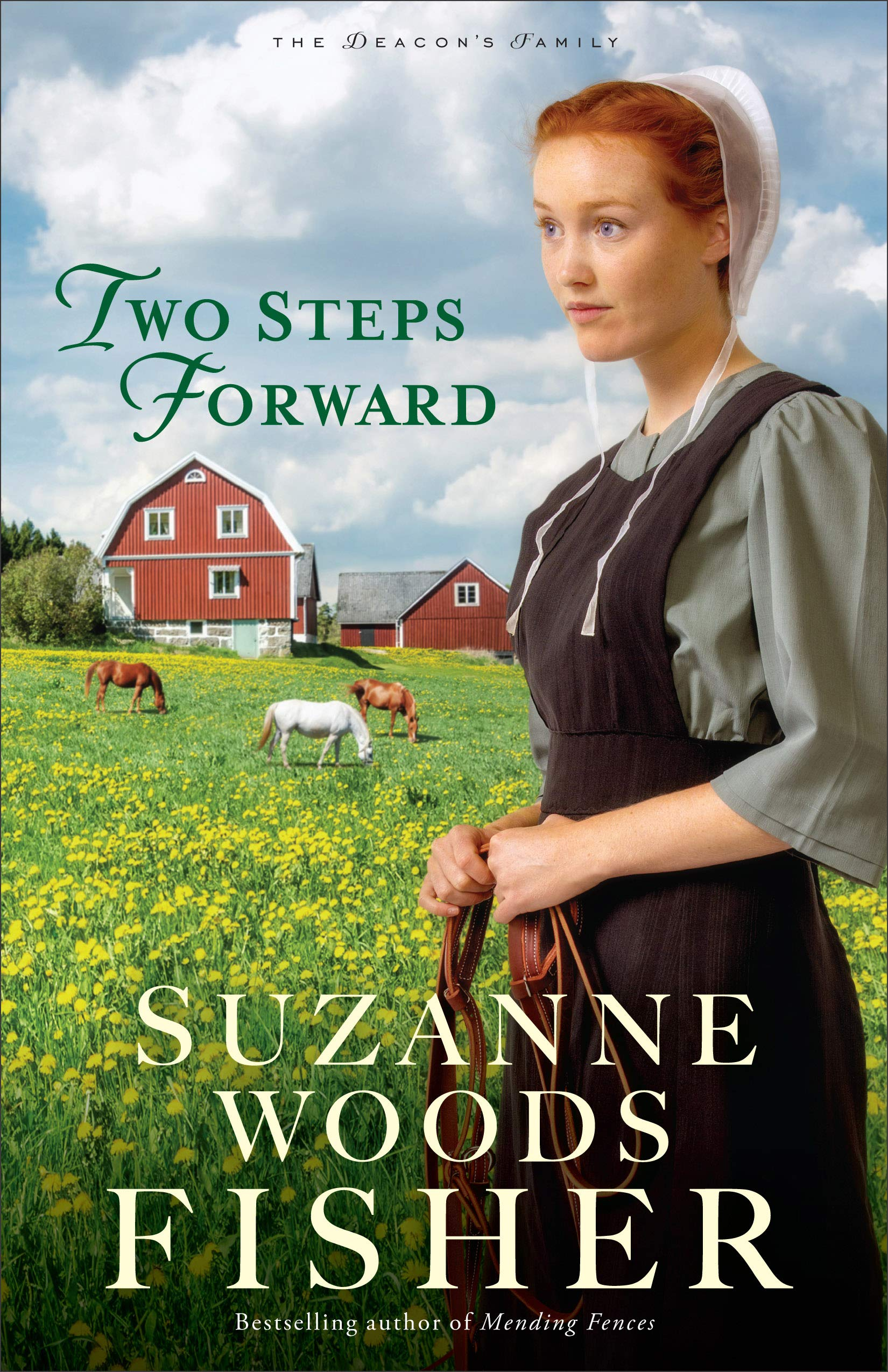 Two Steps Forward (The Deacon's Family, #3)