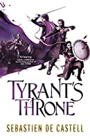 Tyrant's Throne (The Greatcoats #4)