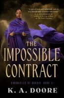 The Impossible Contract (Chronicles of Ghadid #2)