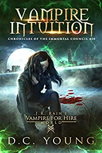 Vampire Intuition (The Chronicles of the Immortal Council #10)