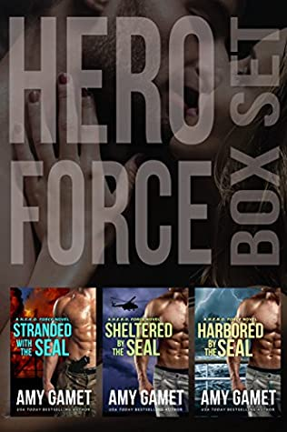 HERO Force Box Set by Amy Gamet